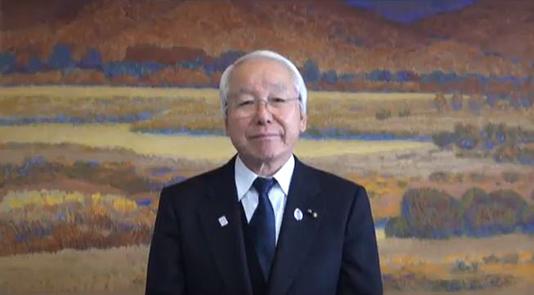 井戸敏三 兵庫県知事